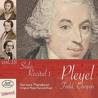 Pleyel Edition [CD] USA import