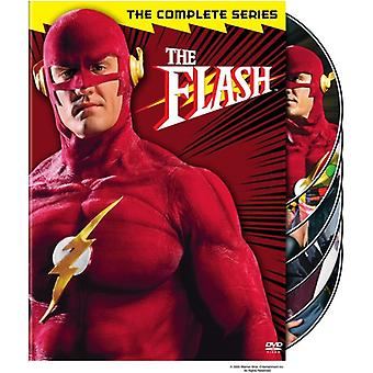 Flash - Flash: Complete Series [DVD] USA import
