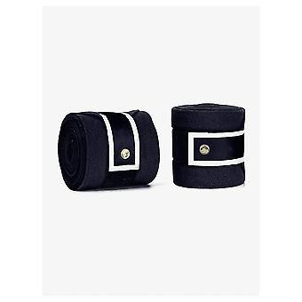 PS of Sweden Ps Of Sweden Polos Horse Bandages - Navy/white