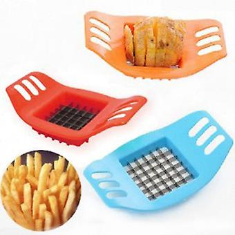 Potato Cutting Device Cut Fries Kit -french Fry Yarn Cutter Set Potato Carrot