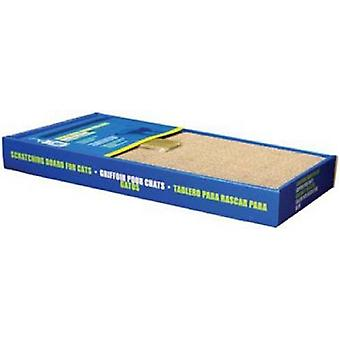 Catit Scratching Board with Catnip Large (Cats , Toys , Scratching Posts)