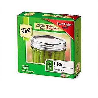 Ball Wide Mouth Canning Jar Lids