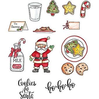 Scrapping Cottage Santa's Cookies