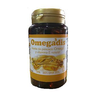 Omegadis Omega 3 120 softgels of 1500mg
