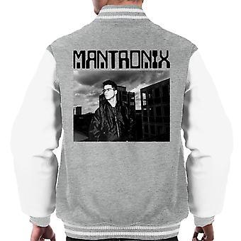 Mantronix Kurtis Shot Men's Varsity Jacket