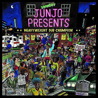 Henry Junjo Lawes - Junjo Presents: Heavyweight Dub Champion [CD] USA import