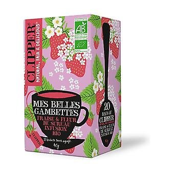 Infusion Mes Belles Gambettes 20 infusion bags of 40g