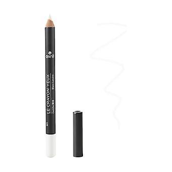 قلم رصاص أبيض اللون القمري - وحدة 1 عضوية معتمدة
