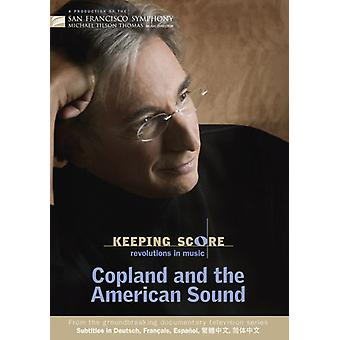 A. Copland - Keeping Score-Revolutions in Music-Copland & the a [DVD] USA import