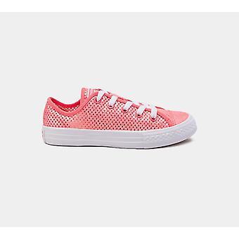 كونفيرس سيتاس أوكس 664201C المتسابق الوردي فتاة & apos أحذية S الأحذية