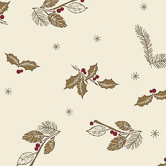 Swantex Seasons Greetings Christmas Swansoft Slipcover 90cm