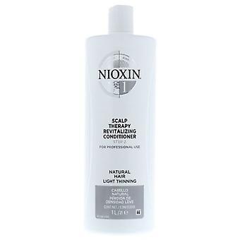 Nioxin 1 Scalp Therapy Revitaliser Conditioner 1000 ml