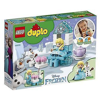Playset Duplo Elsa et OlafÂ's Ice Party Lego 10920