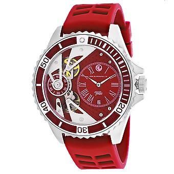 750, Oceanaut Men 's OC0993 Quartz Red Watch