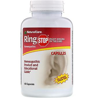 NaturalCare, Ring Stop, 180 Capsules