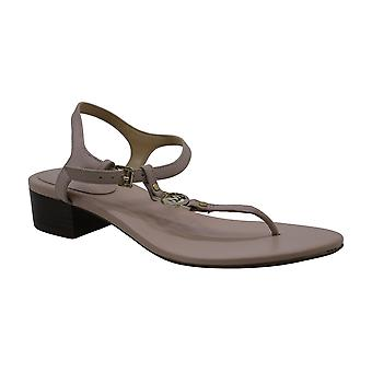 Michael Michael Kors Women's Shoes Leather Open Toe Casual Slingback Sandals
