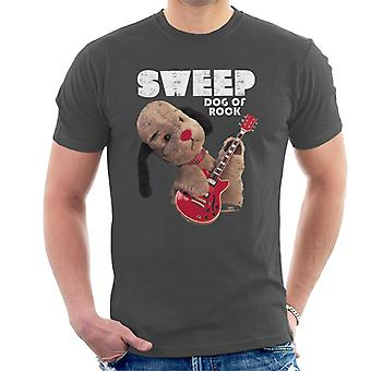 Sooty Dog Of Rock Sweep Men's T-Shirt