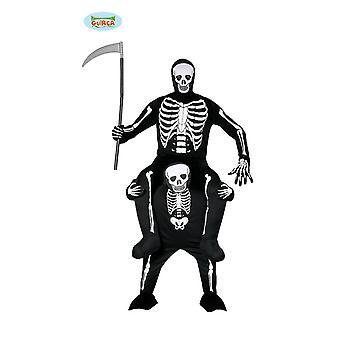 Lasciami andare scheletro adulto Taglia L 52-54