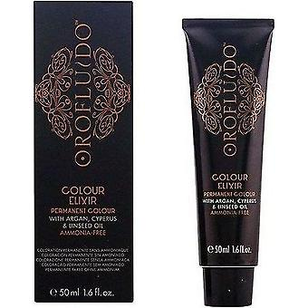 Orofluido Orofluido Colour Elixir Permanent Colour 7,40 intense copper 50 ml