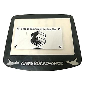 Screen lens for game boy advance nintendo replacement plastic cover with swanna pokemon edition | zedlabz