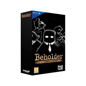 Beholder Complete Edition PS4 Game
