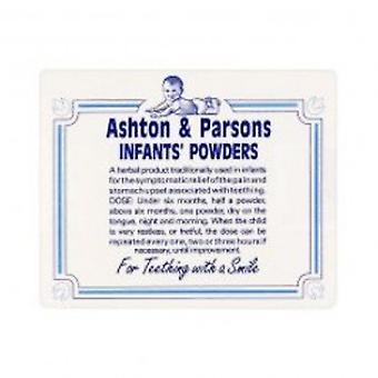 Ashton & Parsons - Kinderkrankheiten Pulver der 20er Jahre
