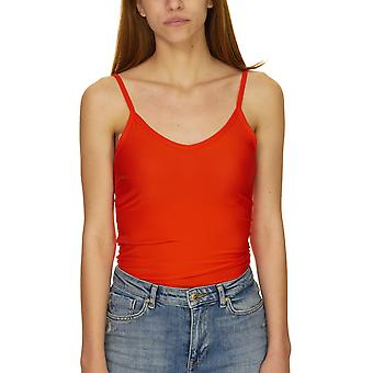Alleen Women's Toffee Body Tank Top