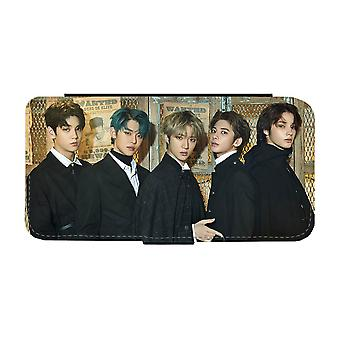 K-pop TXT Samsung Galaxy S9 Plånboksfodral