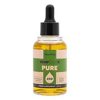 Nature's Plus HempCeutix Pure 250mg Oil 50ml (83011)