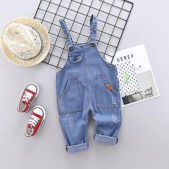 Cotton Cartoon Pattern, Camisole Pants
