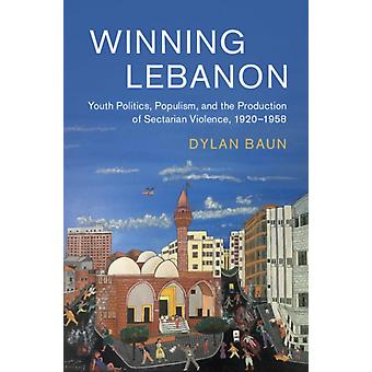 Winning Lebanon by Baun & Dylan University of Alabama & Huntsville