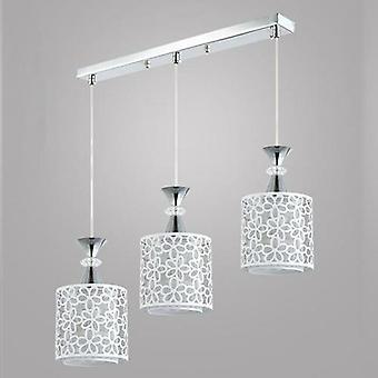 Modernit kristallikattovalaisimet - Led-lamput