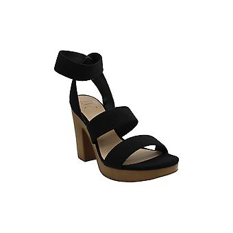 INC Internationella koncept Womens Roesia Tyg Öppna Toe Casual Strappy Sandaler