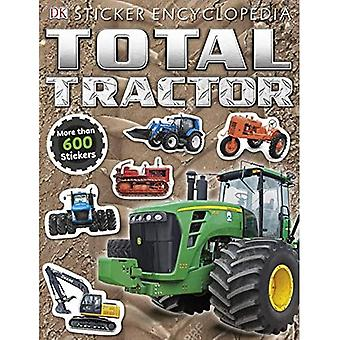 Total Tractor Sticker Encyclopedia