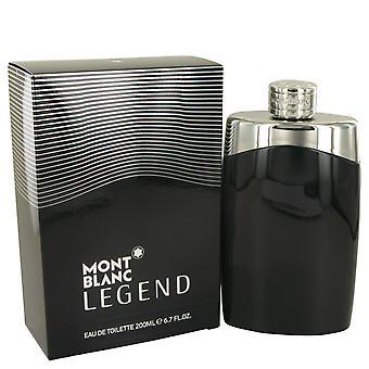 Mont Blanc Legend door Mont Blanc EDT Spray 200ml