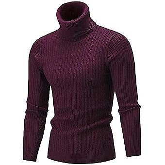 Men's Sexy Slim Fit Turtleneck Sweater