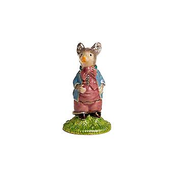 Father Mouse Trinket Box