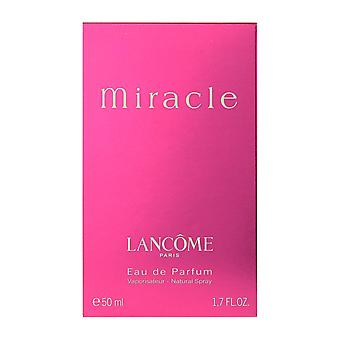 Lancome Miracle Eau De Parfum Spray 1.7 Oz/50 ml ny i Box