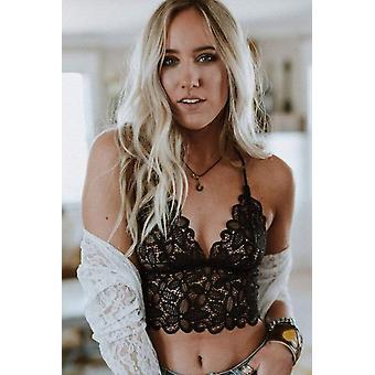 Chic Crochet Lace Bralette