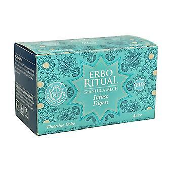 Erbo Ritual Digest 20 units