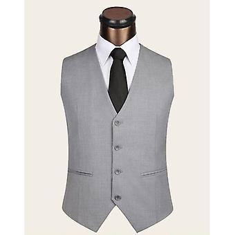 Mens Wedding Suit Vests For Slim Fit Dress Male Formal Waistcoat Jacket