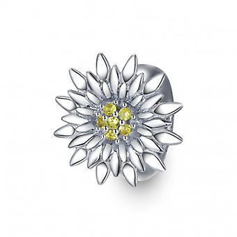 Sterling Silver Stopper Sunflower - 6950