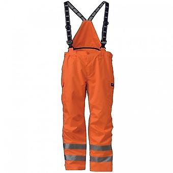 Helly Hansen Mens Rothenburg III Hi Visibility Work Trousers
