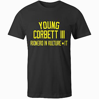 Young Corbett III Boxing Legend T-Shirt