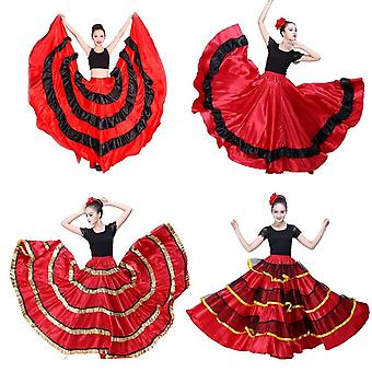 Gonna flamenco spagnola Gypsy Woman