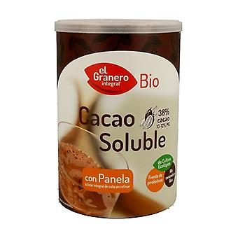 Soluble Cocoa with Panela BIO 400 g of powder