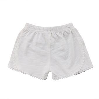 מכנסיים לילדה, תינוק שזה עתה נולד הרמון, מכנסי מכנסיים קצרים