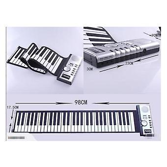 Kosketinsoitinpiano Rullaa kosketinsoittimen piano