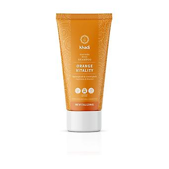 Vitality-Orange shampoo travel format 30 ml
