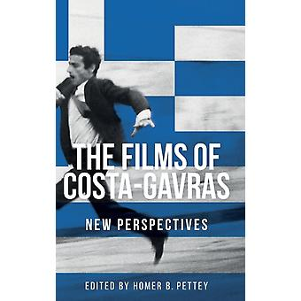 The Films of CostaGavras by Edited by Homer B Pettey